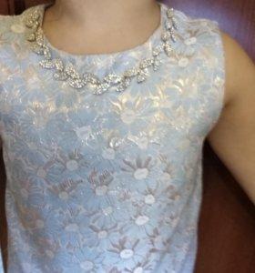 Платье новое р. 140