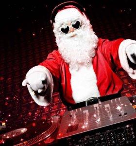 Диджей(с оборудованием) DJ