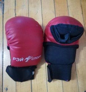 Перчатки и защита для каратэ