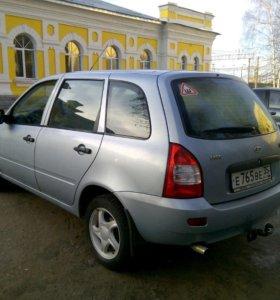 ВАЗ (Lada) Kalina, 2012