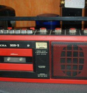Кассетный магнитофон весна 309-2