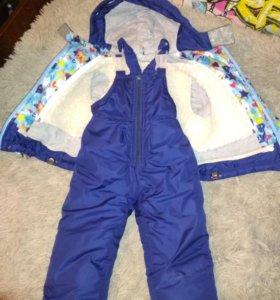 Куртка, полукомбинезон, комбинезон для малышей