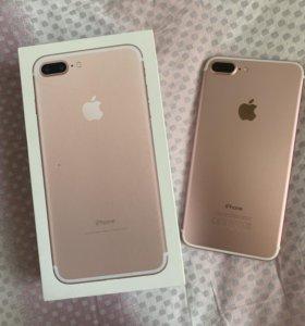 iPhone 7 Plus в идеале, оригинал, Ростест.