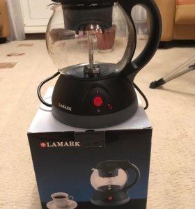 Продам чайник-кофеварку