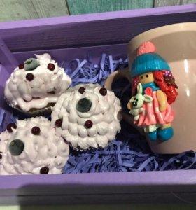 Подарки из полимерной глины