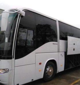 Автобус туристический 49 мест higer 6129