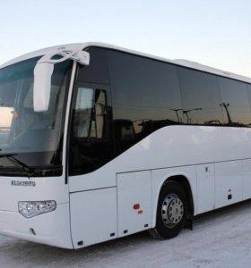 Автобус Туристический higer 6119 55 мест