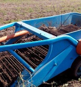 Картофелекопалка из Европы анна болко