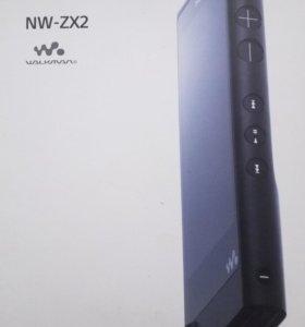 Hi-Res Sony walkman NW-ZX2 128Gb Wi-Fi, BT