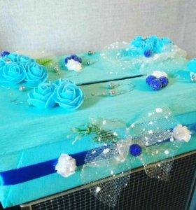 Декор на свадьбу