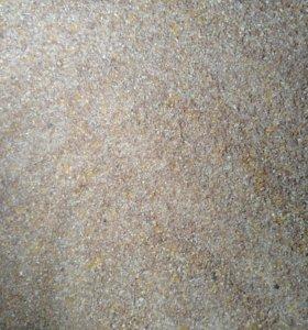 Кукуруза, ячмень, пшеница, комбикорм по заказу.