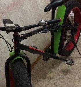 Велосипед горный, срочно!