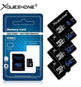 Карта памяти Micro SD на 32 ГБ