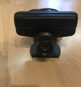 Камера и джойстик Sony для PlayStation