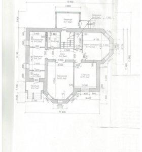 Коттедж, 184 м²