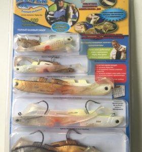 Набор для рыбалки-более 100 предметов!