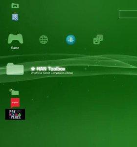 Playstation 3 установка Han и игры