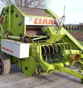 Пресс подборщик Claas Rollant 44 рулонный