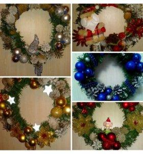 🎄✨ Новогодние сувениры ручной работы