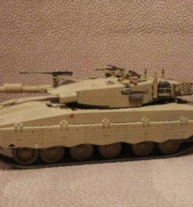 Модель танка Merkava 3