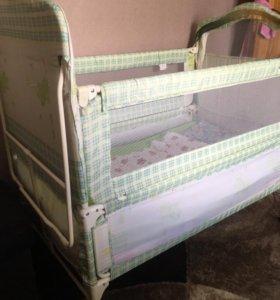 Продается кроватка-трансформер фирмы Geobi