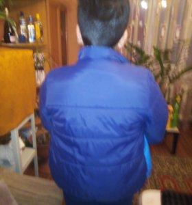 Куртка детская! Мальчика