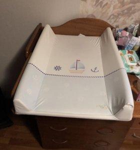 Стол для пеленания-Пеленатор