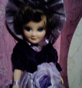 Кукла со звуковым устройством. 45см.