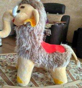 Детская игрушка-качалка