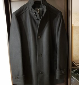 Пальто мужское Hugo Boss