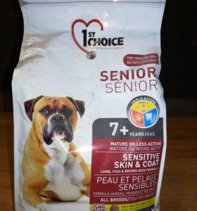 Элитный корм для собак противоаллергенный.