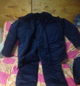 Зимний костюм( полиция)