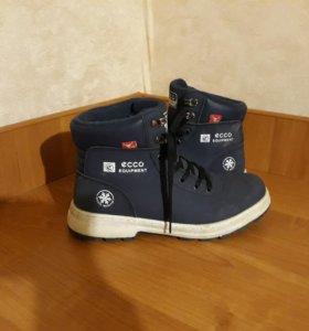 Ботинки женские зимние р.37