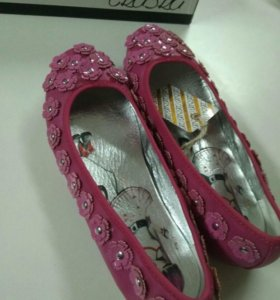 Летние туфельки