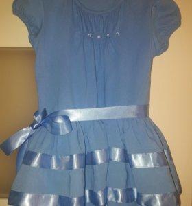 платье фирмы пеликан,104 размер