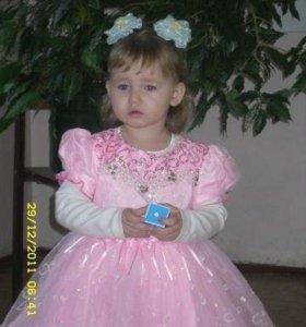 Платье 1-2 года