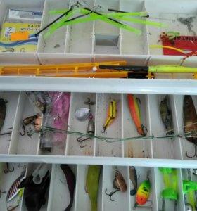 Ящик рыболовный (лето)