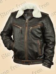 Куртка кожаная пилотов лювтваффе (новая,Германия)