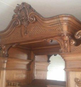 Ретро Буфет.. антикварная старинная мебель