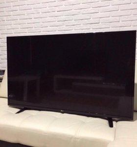 4k uhd Lg 49 дюймов SmartTV WiFi
