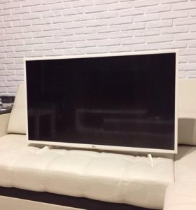 4k uhd Lg 43 дюйма SmartTV WiFi
