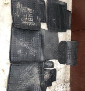 Оригинал ковры для toyota camry v40