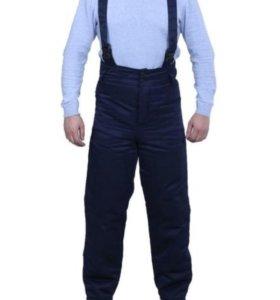 Полукомбинезон - брюки рабочие