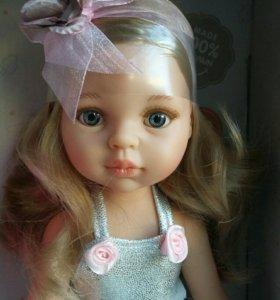 Кукла Карла балерина, 32 см от Paola Reina