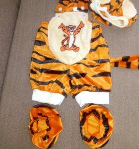 Новогодний костюм Тигрули