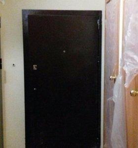 Дверь металличес.