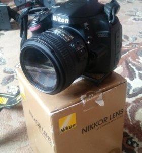 Nikkor lens af-s 50mm f1.8g
