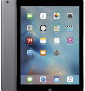 iPad Air 32gb Wi-Fi без симки (цвет серый)