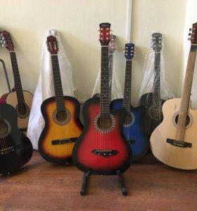 Гитары новые. Все цвета. Гарантия. Доставка