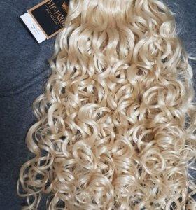 НОВЫЙ хвост волос